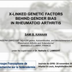 X linked genetic factors