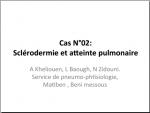 Atteinte pulmonaire alger Janvier2013