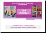 3-GFRS Tunis 2014-cas clinique 1