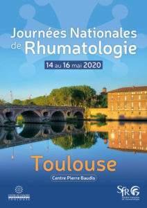 Journées Nationales de Rhumatologie @ REPORTE MAI 2021