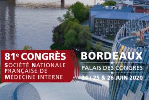 Congrès  SNFMI 2020- Bordeaux @ BORDEAUX